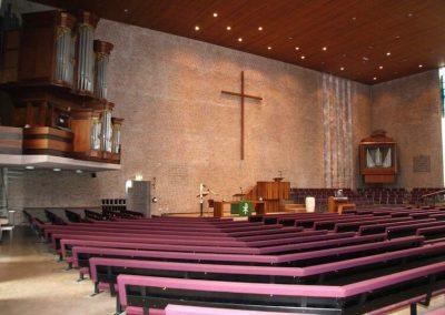 Kerkzaal Bethelkerk